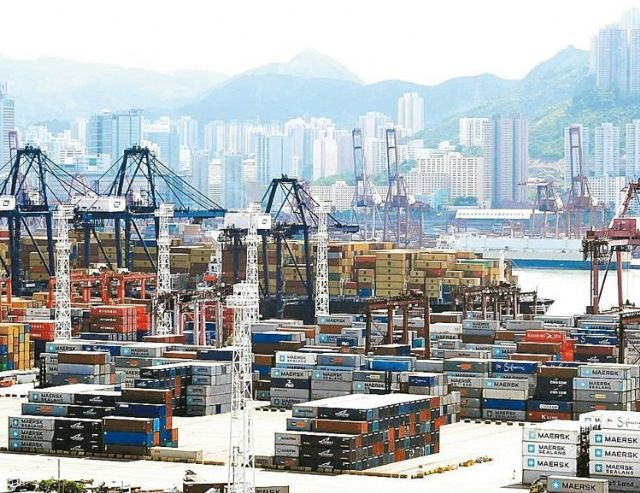 Taiwan's exports further declines in August.