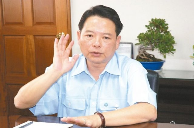 CSC chairman J.C. Tsou (photo courtesy of UDN.com)