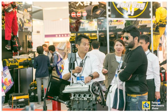 THS is recognized among global buyers as a must-attend show in Asia during autumn (photo courtesy of Kaigo Co., Ltd.).