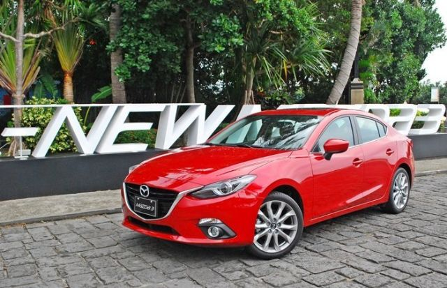 Swire Group now also distributes Mazdas, whose sales doubled in H1, 2015 to become a major imported-car brand in Taiwan thanks to competitive products and cost competitiveness resulting from depreciated Japan yen. (photo from UDN)