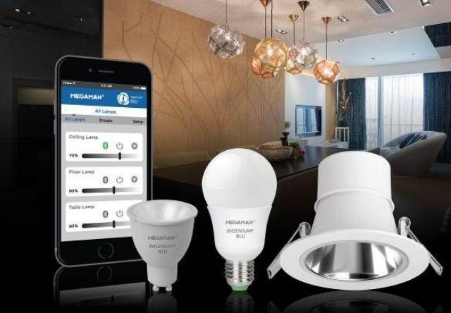 Neonlite's BLU Smart Lighting Solution.
