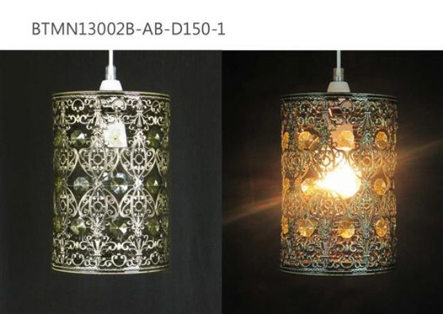 Sample lighting fixtures by Bell Taih Corp.