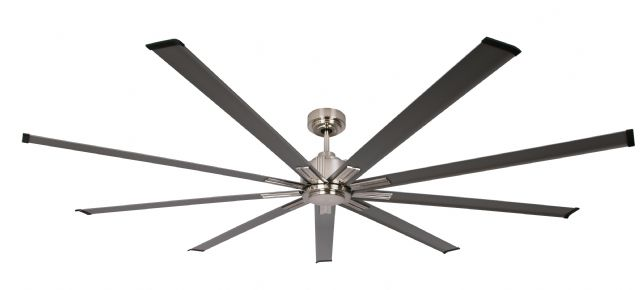 Ceiling fan from Champ-Ray.