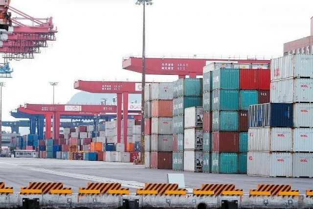 Taiwan's exports decline for an eighth month in September.