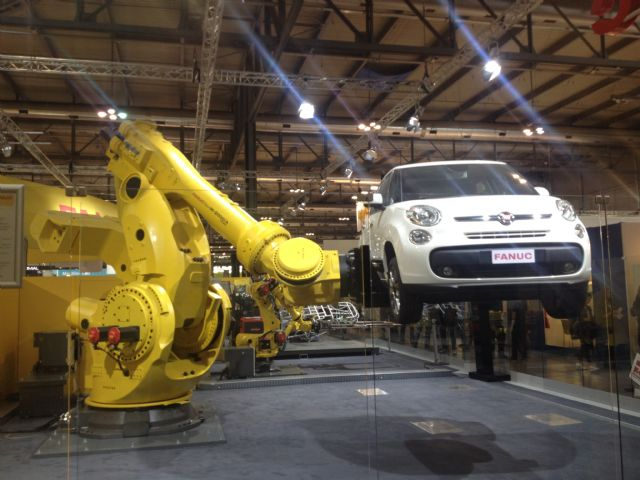 Robotic arms is a critical technology for industrial automation today.