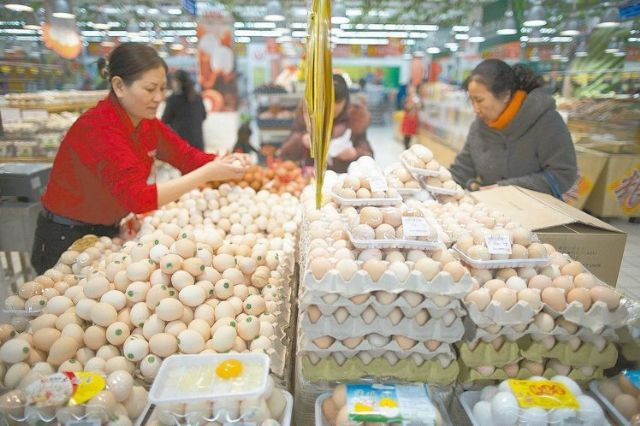Taiwan's CPI increases 0.31% in October to ease concerns of  deflation.