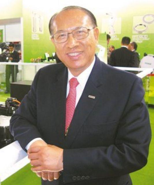 Hiwin Technologies Chairman Eric Chuo.