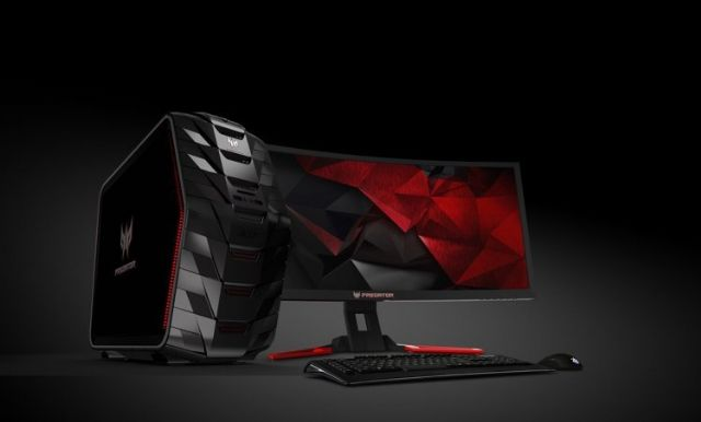 WitsView estimates the gaming market segment to spur  increase in the size of mainstream monitor panels and drive up  shipments of monitor panels sized 27-inch and above. (photo from Internet)