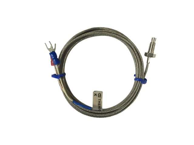 Chia Chi's Class 0.4 threaded thermocouple