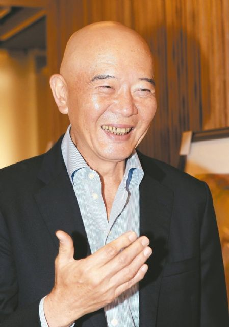 Test Rite's CEO, T.H. Ho.