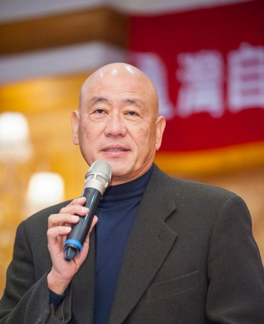 Tony Lo, chairman of TBA and president of Giant Manufacturing, recognized as Taiwan's largest assembled-bicycle maker. (photo from Wheelgiant)