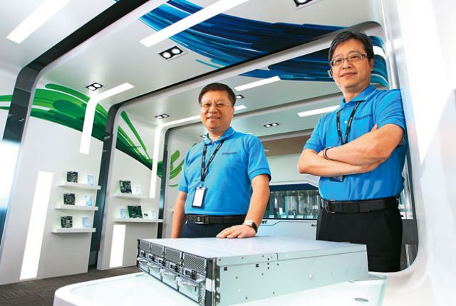 Ennoconn's impressive sales record in industrial computer market acts like magnet to Taiwan's PC makers.