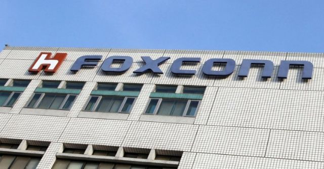 Foxconn reportedly to raise smartphone manufacturing capacity at Indian factory 1.5 fold.