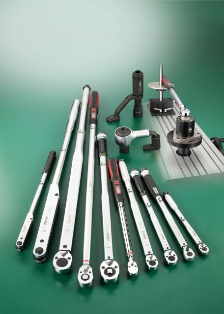 Hans offers a wide range of torque wrenches for car repair and maintenance and similar applications.