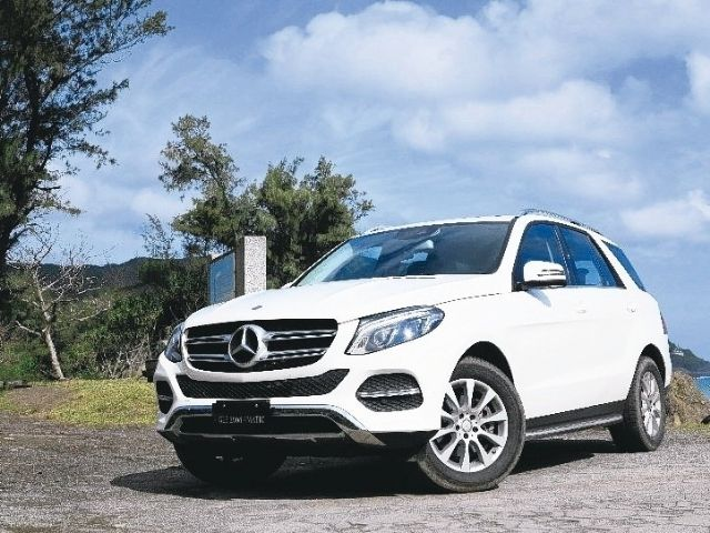 Mercedes-Benz Taiwan sold more than 350 Mercedes-Benz GLE SUVs on the island in January, while became the No. 5 automobile vendor by defeating many brands with local assemblers. (photo from UDN)