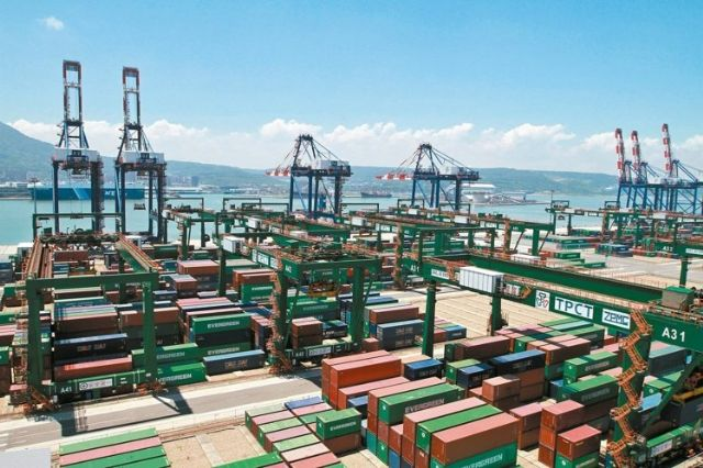 Taiwan's exports decline for the 12th consecutive month in January.