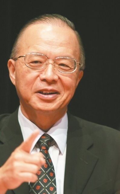 Wally Chen, president of Cheng Shin, a TWSE-listed automotive  tire maker headquartered in Taiwan with operations worldwide. (photo from UDN)