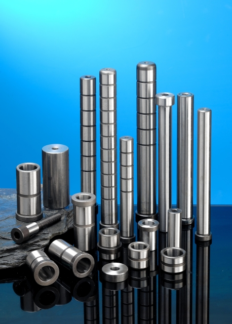 Feng Zhou supplies a wide range of mold parts and components for various machinery.