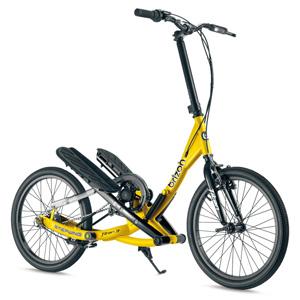 The innovative Stepwing Bike.