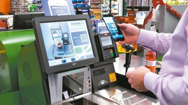 Taiwan's relatively slow development of third-party mobile payment market may impede growth of the local non-traditional  retail sector (photo courtesy of UDN.com).