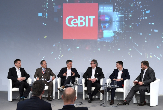 The media wrap-up event held for CeBIT 2016 closed on March 24 in Hannover, Germany.