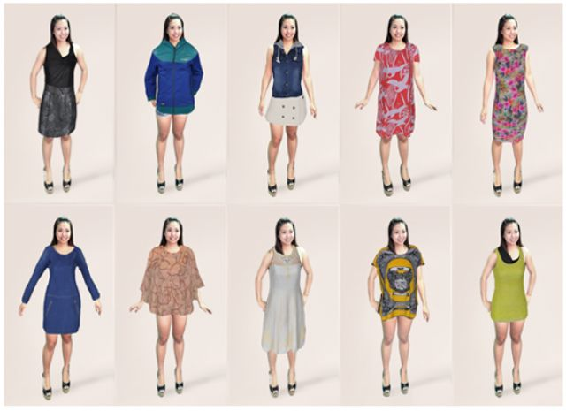 Vismile is a highly tech-savvy firm having successfully developed the world's first 3D virtual fitting room as an ideal marketing tool for online retailers.