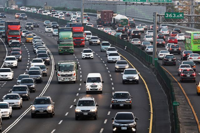 Taiwan's overall light-vehicle sales increased to 37,878 units in May from 34,953 units in April (photo courtesy of UDN.com).