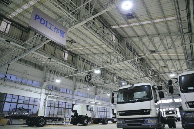 LEDinside forecasts the global market size of LED industrial lighting at nearly US$3 billion in 2016 (photo courtesy of UDN.com).