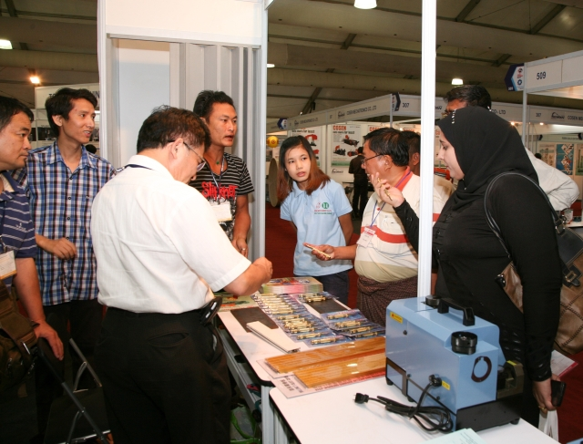 Auto Expo Myanmar builds upon its 2015 success that welcomed 5,000 buyers who led 957 1-on-1 procurement meetings (photo courtesy of show organizers).