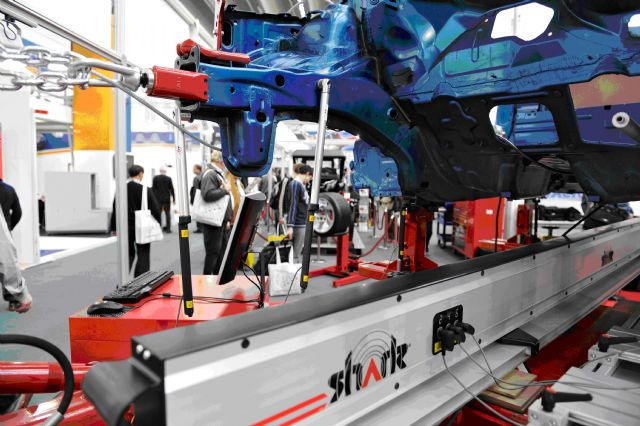 This year's Automechanika Frankfurt will continue to keep visitors updated with new trends in the auto repair and maintenance sector (photo courtesy of show organizer).