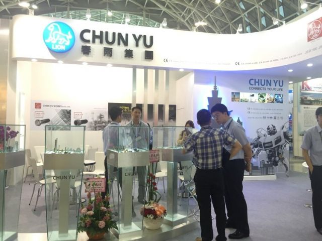 Successful product diversification and marketing strategies help buoy Chun Yu amid market changes (photo courtesy of UDN.com).