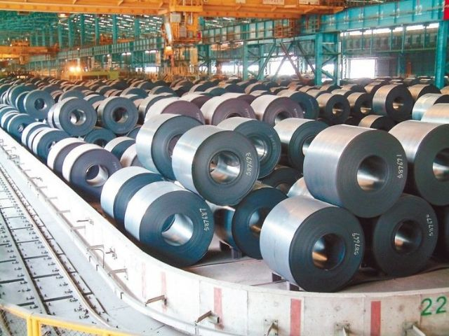 CSC will apply lower nominal prices of its steels sold at home in September than those between July and August (photo courtesy of UDN.com).