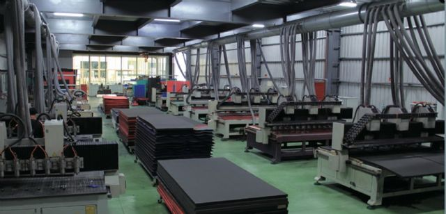 Best Friend sets up integrated automated production lines in house to achieve better qualitative consistency (photo courtesy of Best Friend).