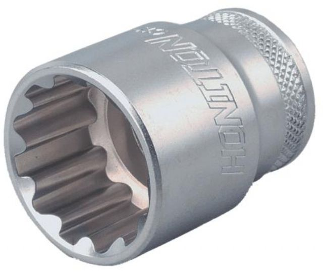 Honiton's Honidriver series socket can install and remove different kinds of nuts and bolts, even those that are seriously worn and rounded (photo courtesy of Honiton).