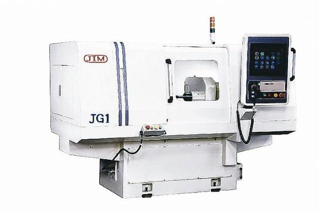 "Lumax markets its grinding machines worldwide under its ""JIM"" brand (photo courtesy of UDN.com)"