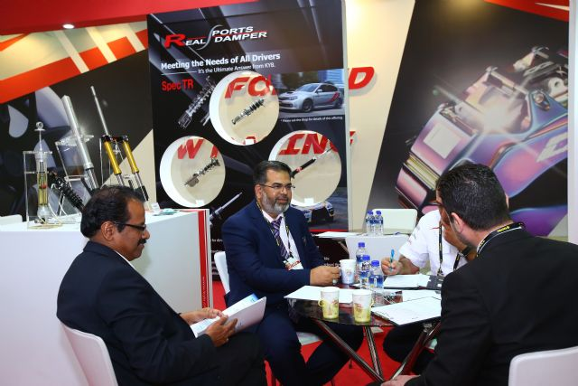 TAIPEI AMPA 2017, to open April 19-22 together with AutoTronics Taipei 2017 and two other trade fairs, will again serve as an effective business platform for suppliers and buyers in the automotive industry (photo courtesy of TAITRA).