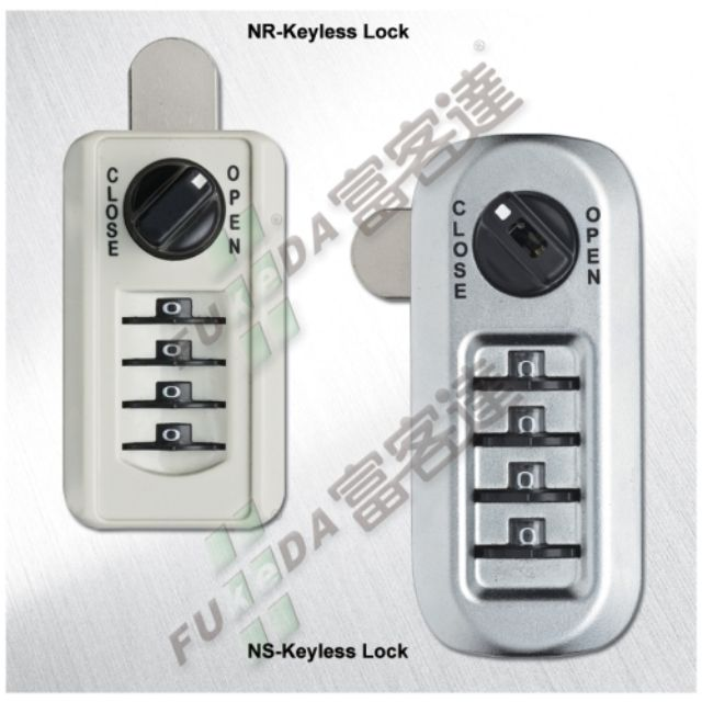 Keyless locks by Taiwan Lock (photo courtesy of Taiwan Lock).