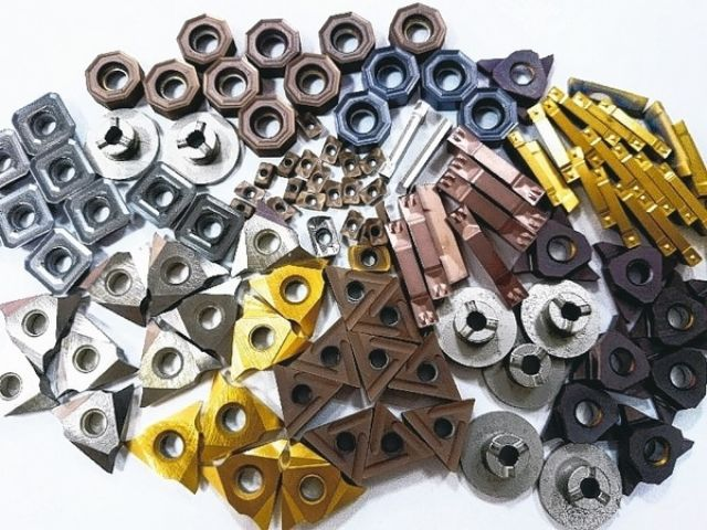 Guass develops and supplies nearly 2,000 different kinds of tools and parts of tungsten carbides for various purposes (photo courtesy of Guass).