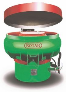 Cens.com News Picture Rotar Machinery Provides Value-added Vibratory Finishing Service for Wide-ranging Application
