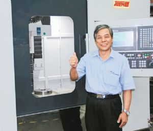 Cens.com News Picture Joen Lih Launches New Five-axis Milling & Grinding Machine