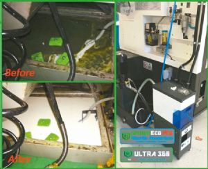 Cens.com News Picture Green Eco Pro's Ultra Series Oil Skimmer Ensures Eco-friendly Treatment of Metalworking Fluids