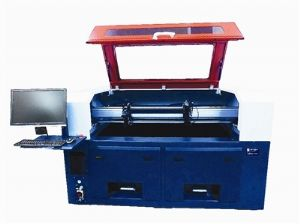 """Cens.com News Picture Chia Hsing Unveils """"Laser Covo"""" Laser Cutter with Higher Cutting Speed"""