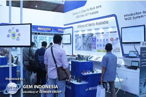 INAFASTENER 2017 will be held from March 29 to April 1, to continue to allow for access to the country's brisk fastener market (photo courtesy of GEM Indonesia).
