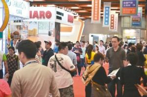 台北国际建材家具大展是历史最悠久的建材展,买气最旺,今年展期在11月18日至21日。 简铭佑/摄影