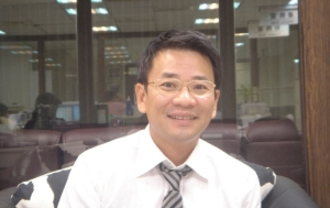宝雅总经理陈宗成。记者邱馨仪/摄影