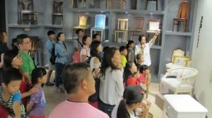 美雅家具获选优良观光工厂。图/台南市经济发展局提供