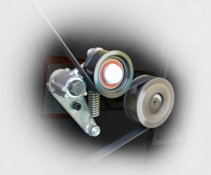HFD高效率平皮帶傳動系統,獲得日本省能源大賞獎。 圖/三阪提供