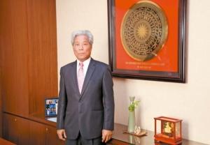 三阳工业副董事长兼总经理吴清源 图/经济日报