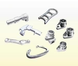 金界專精各式金屬鍛造。 金界工業/提供