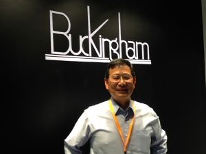 Cens.com News Picture Buckingham General Manager Shares Insights on How Taiwan Lighting Fixture Makers Can Do to Stay Globally Competitive<h2>Sticking to environmental protection and safety in R&D is among savvy strategies</h2>